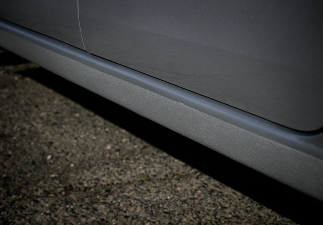 Before And After: Rocker Panel