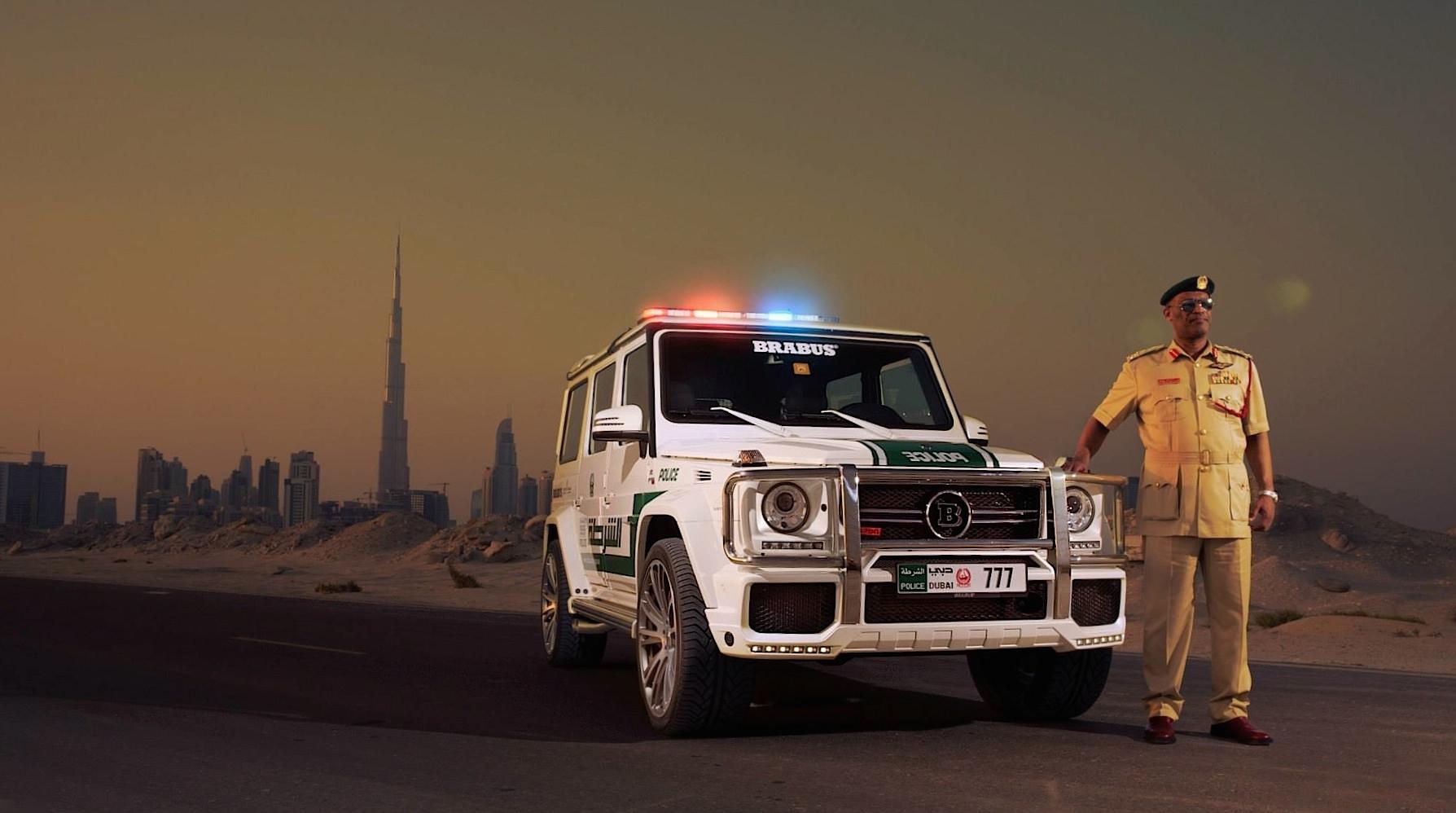 Island Detail And Color | Dubai Police 15
