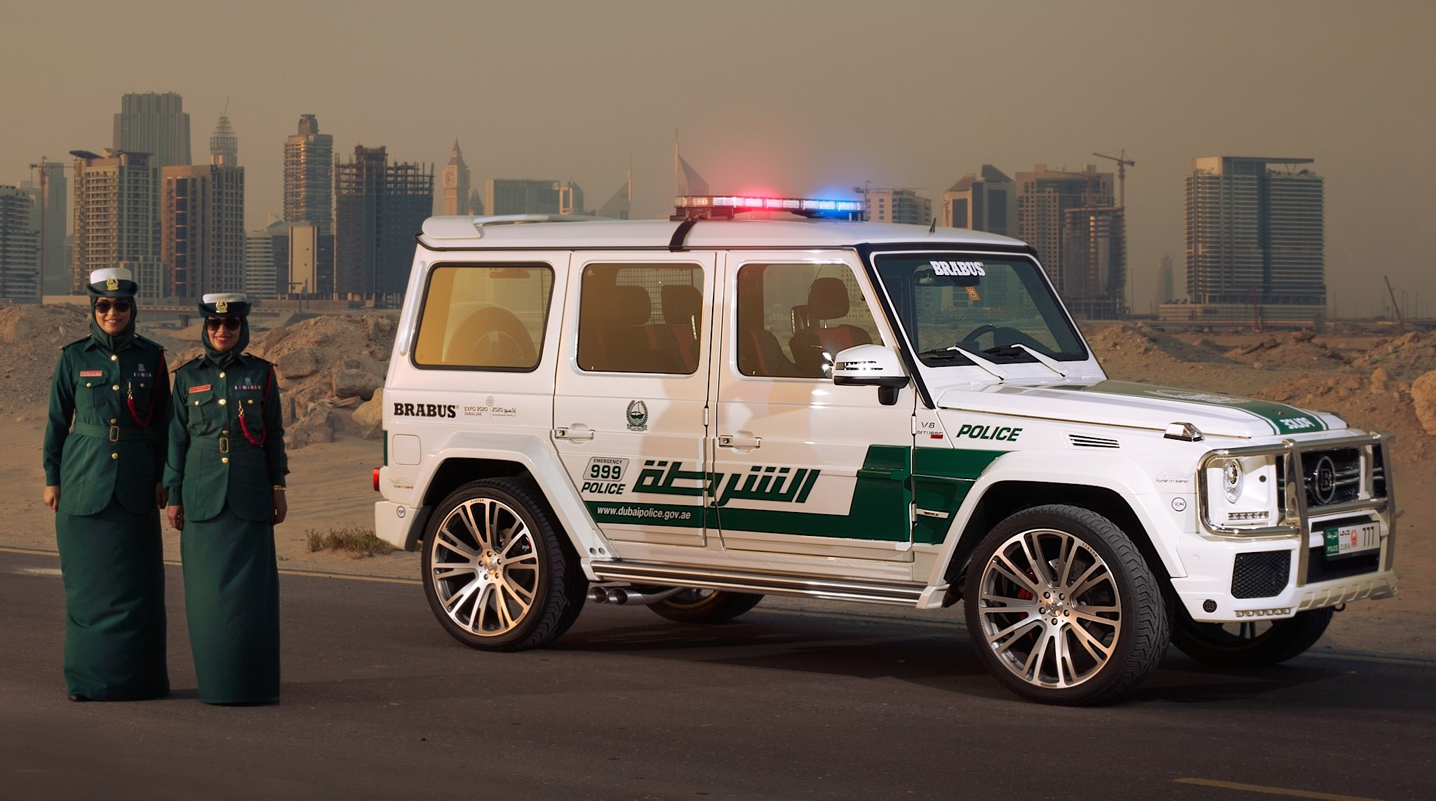 Island Detail And Color | Dubai Police 9