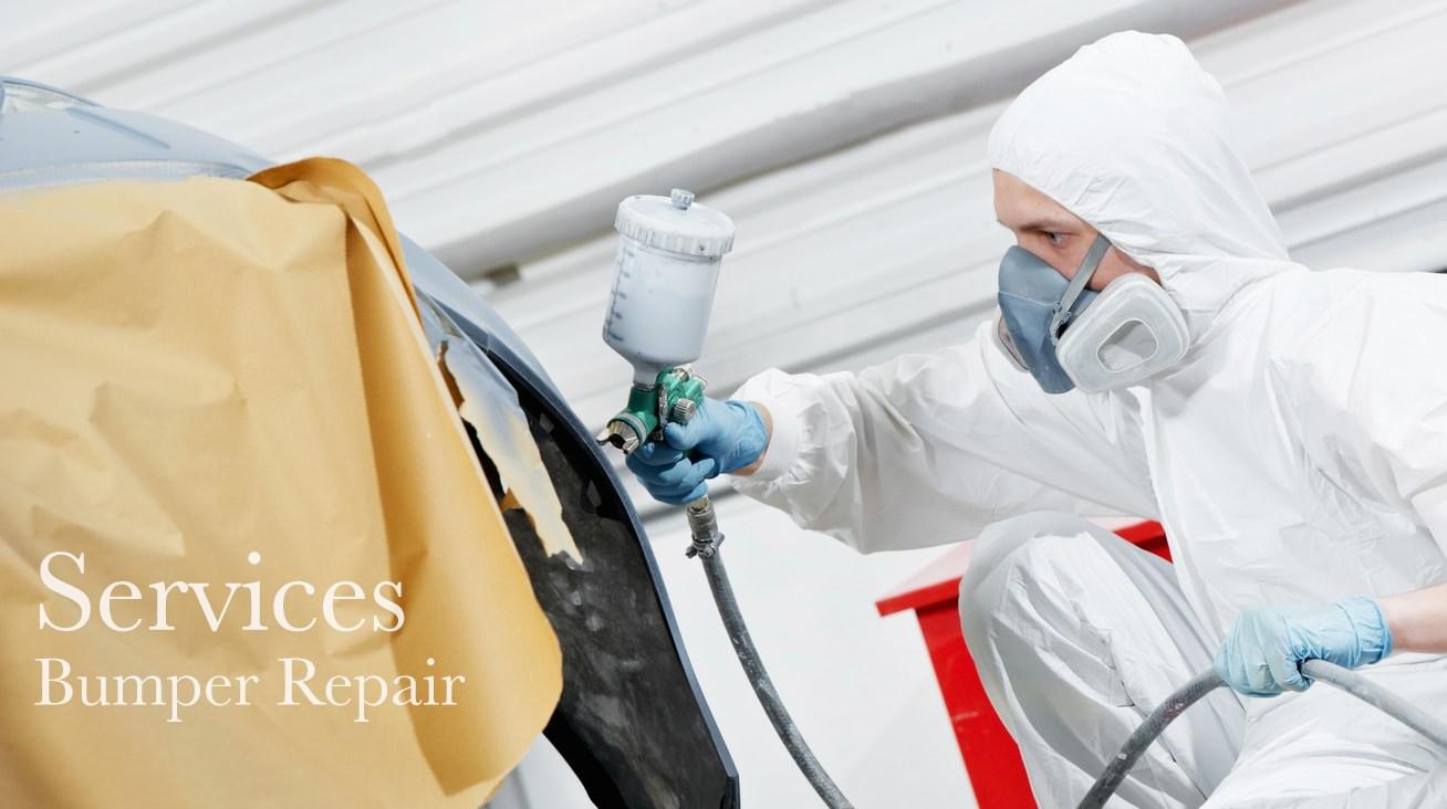 Services: Bumper Repair