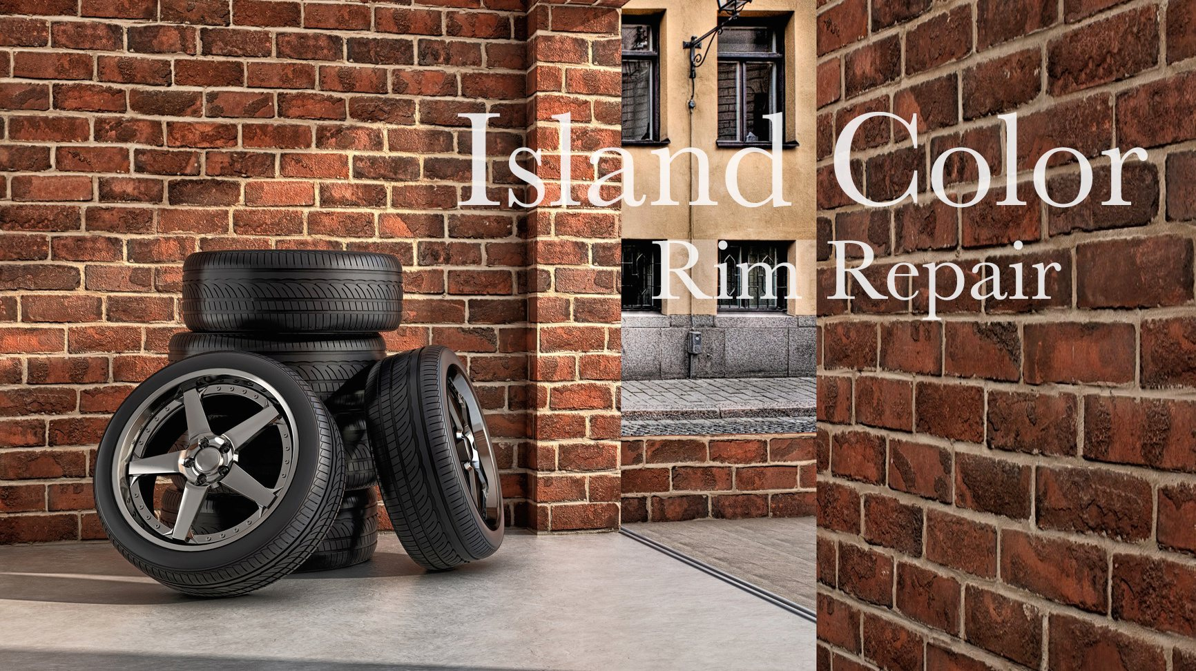Services: Rim Repair