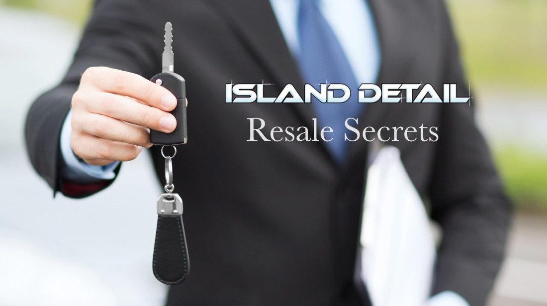 Minor Details: Car Resale Secrets