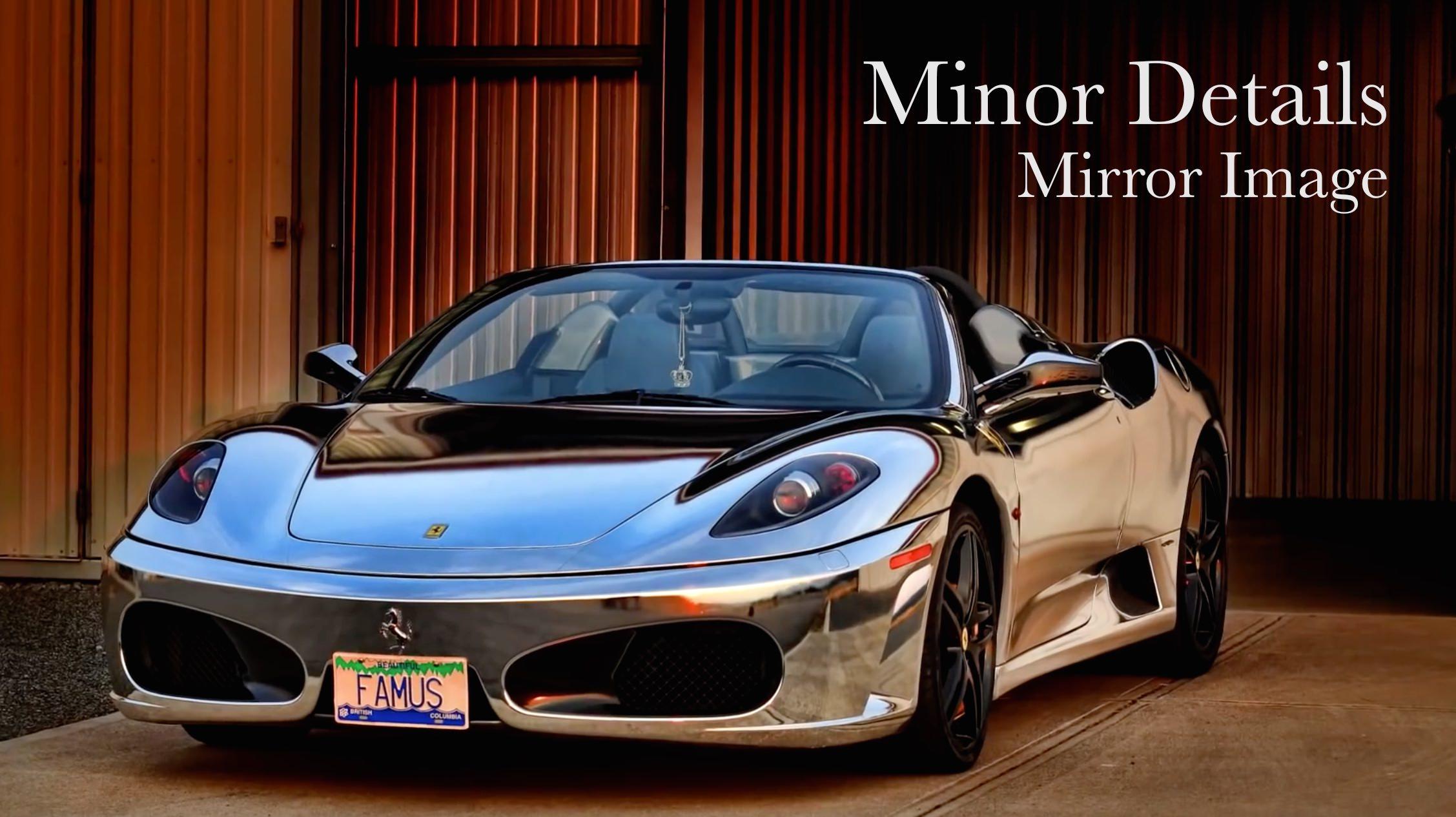 Minor Details: Mirror Image