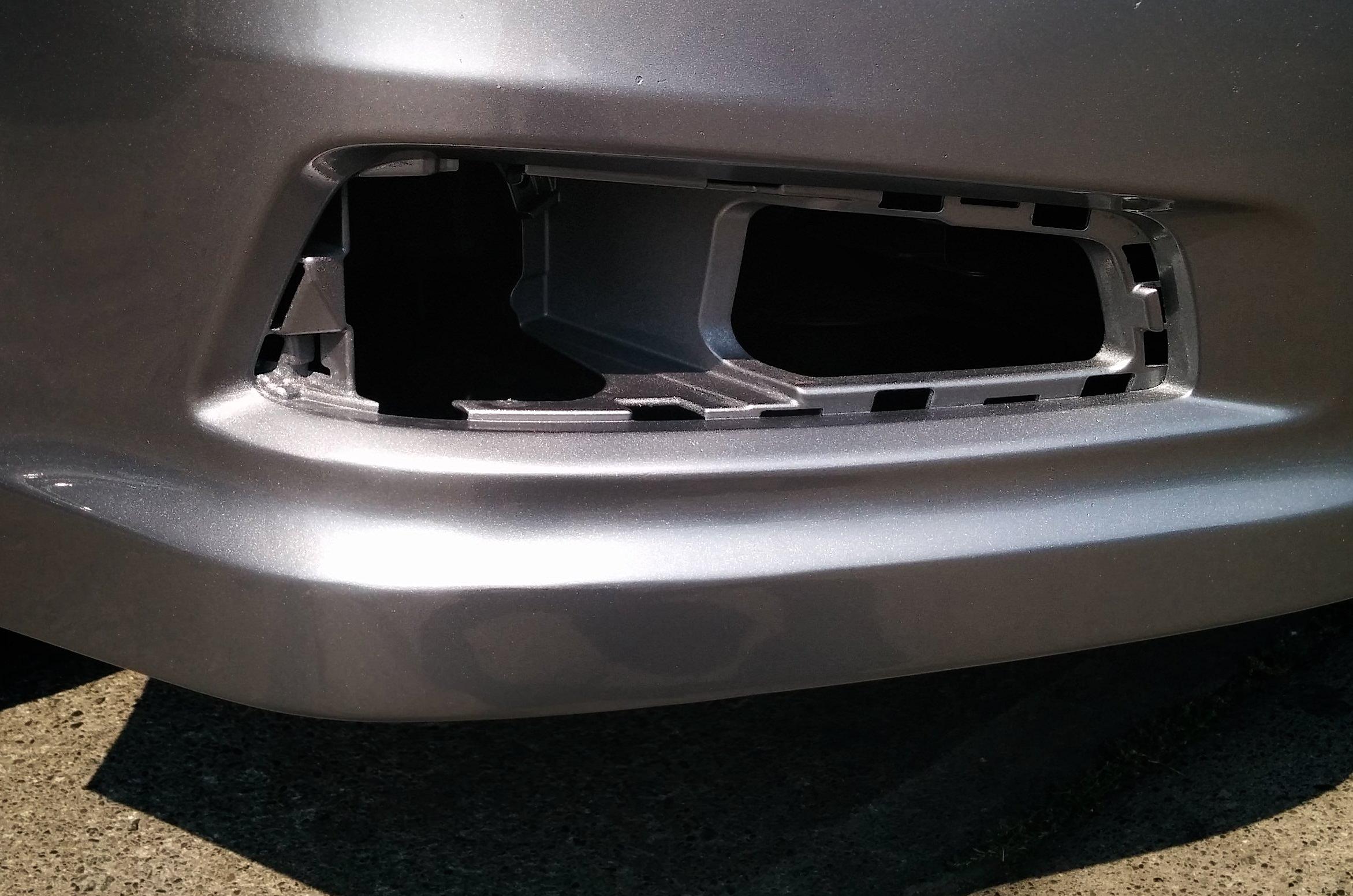 Bumper After