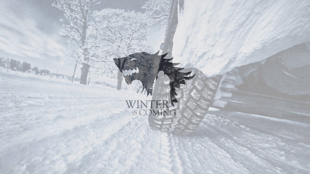 Winter Is Coming. Get Ready.