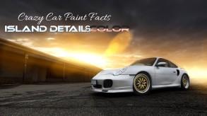Car Paint Facts Victoria BC Island Color