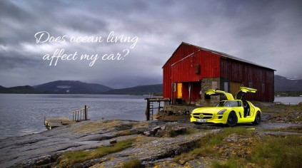 Does The Ocean Affect My Vehicle?