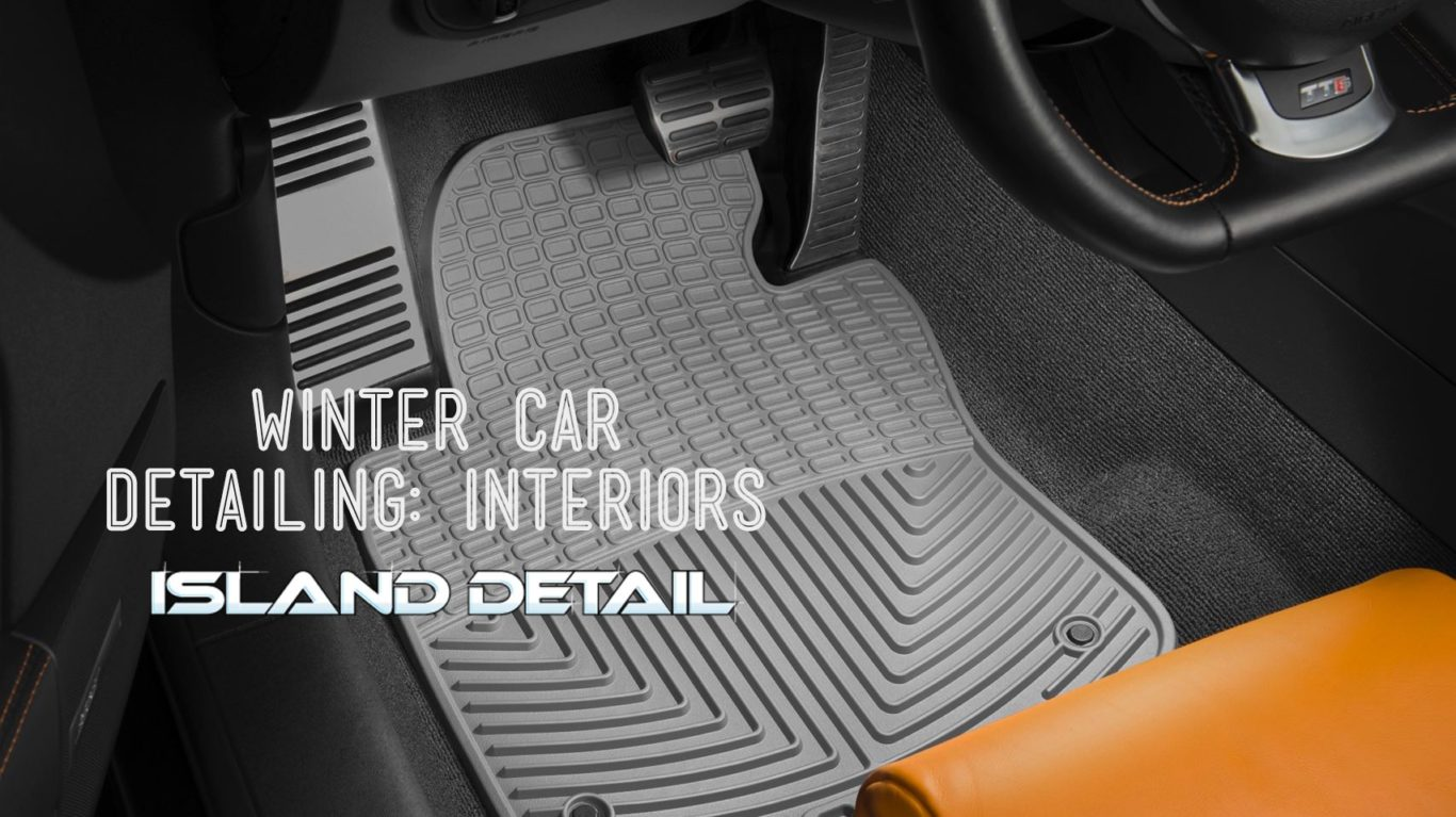 Winter Detailing Tips: Interior