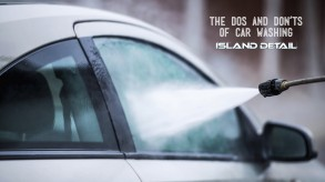 The Dos And Don'ts Of Car Washing