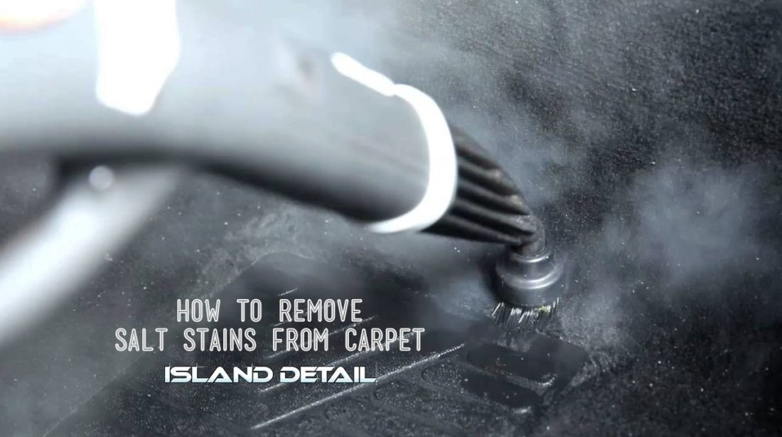 Removing Salt Stains From Carpet