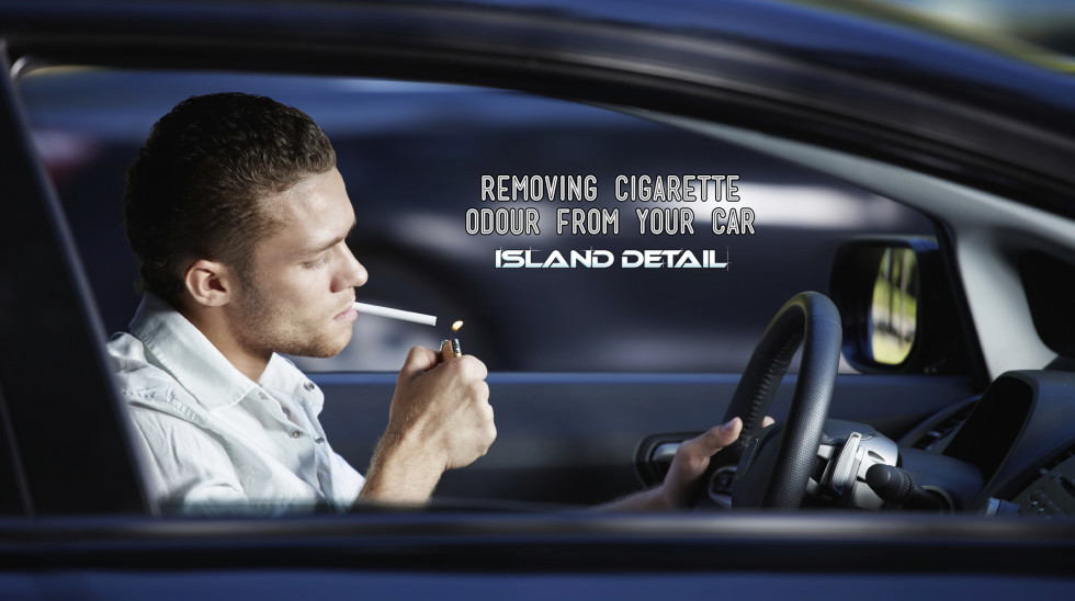 Removing Cigarette Odour From Car
