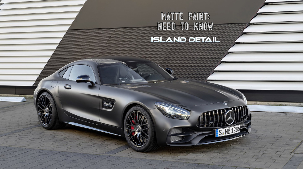 Need To Know Matte Paint