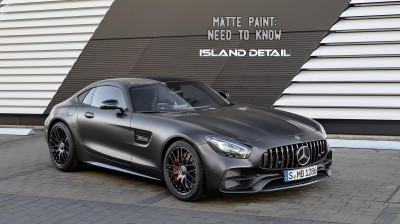Matte Paint: Proceed With Caution