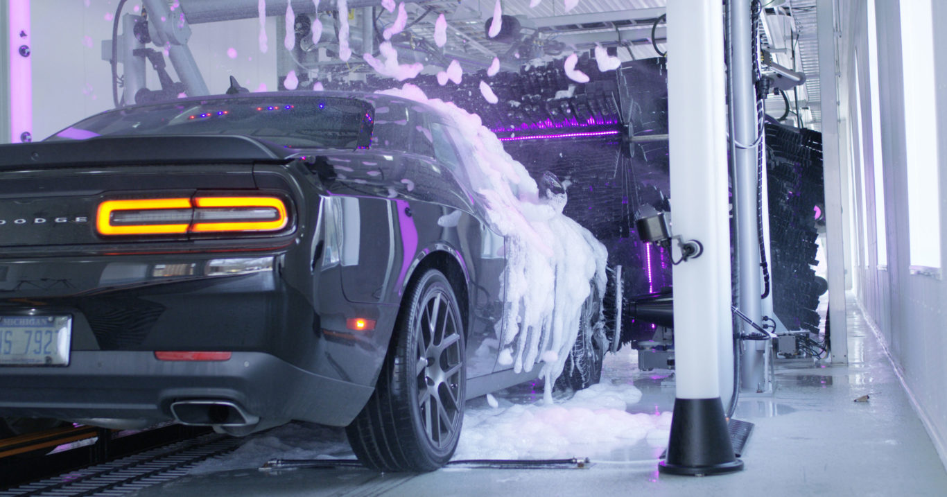 The Truth About Automatic Car Washes