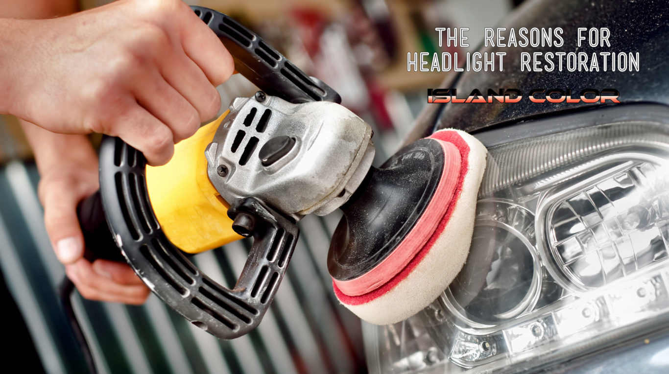 The Reason To Restore Your Headlights