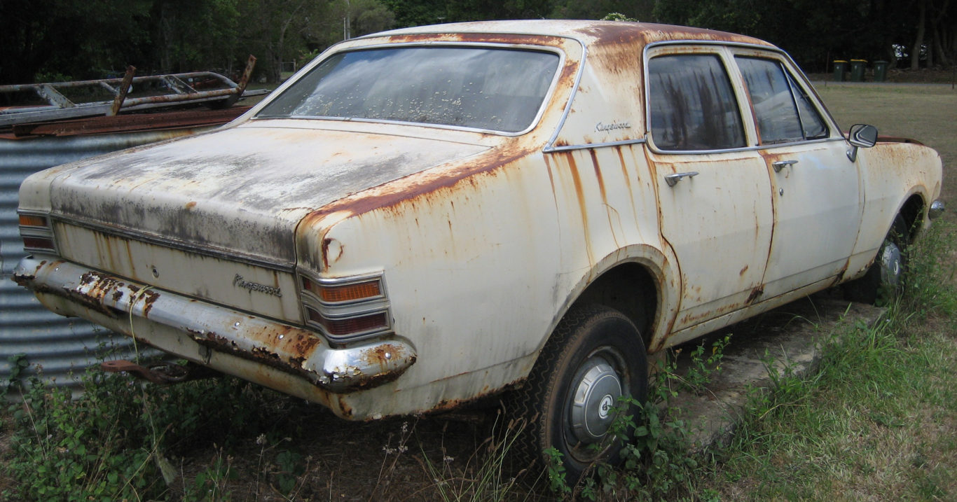 Defining And Understanding Automotive Rust