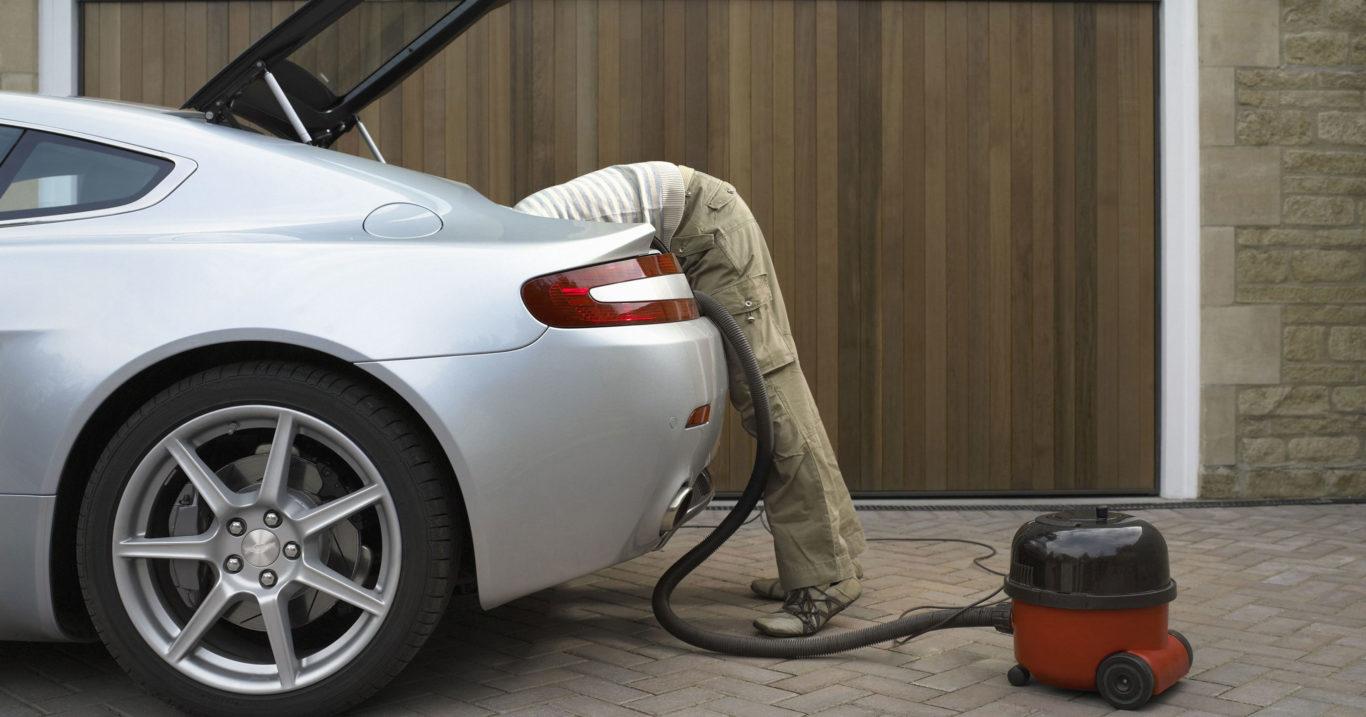 Car Smelling… Off?