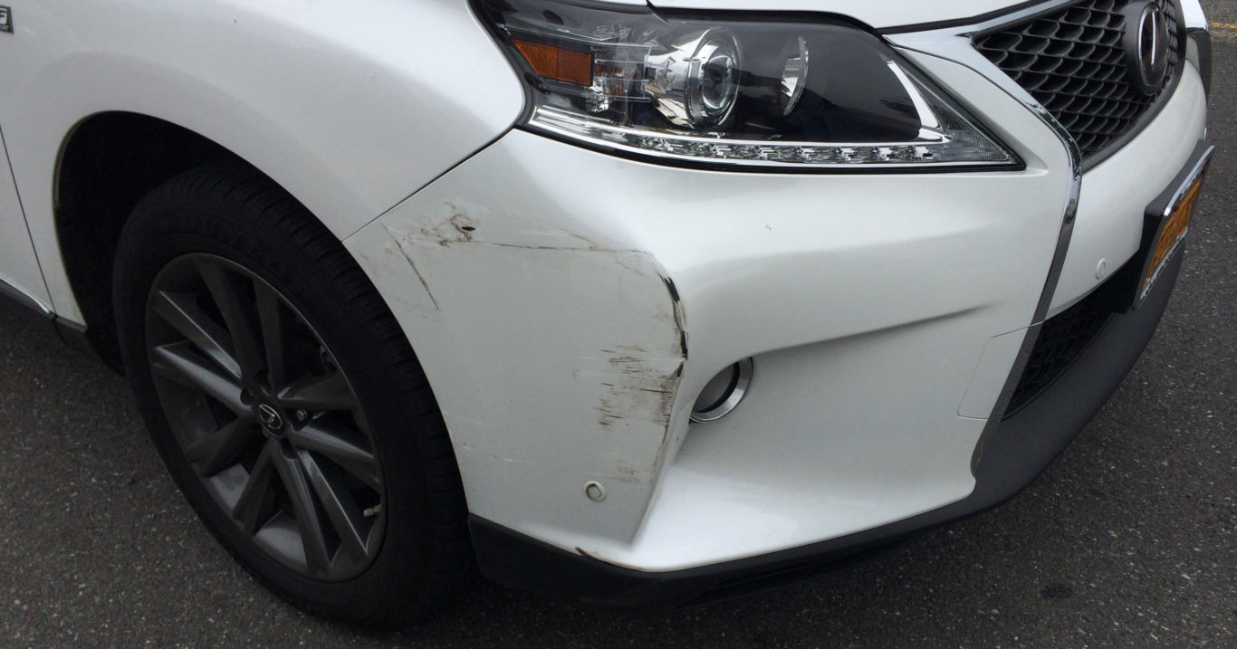 Why Repair Your Bumper?