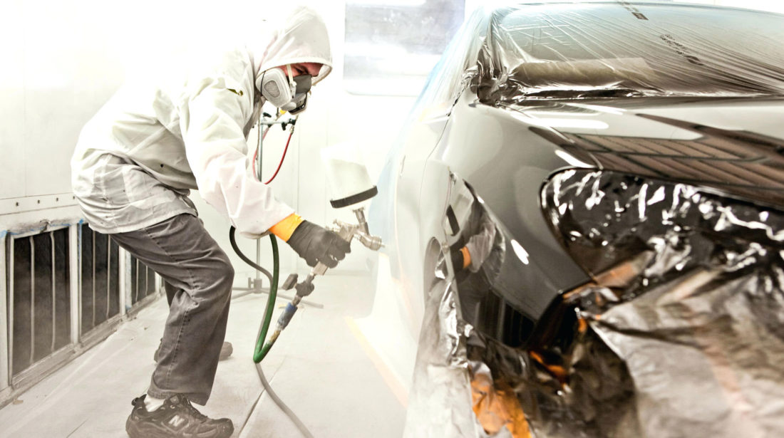 What To Do Before And After An Auto Body Repair