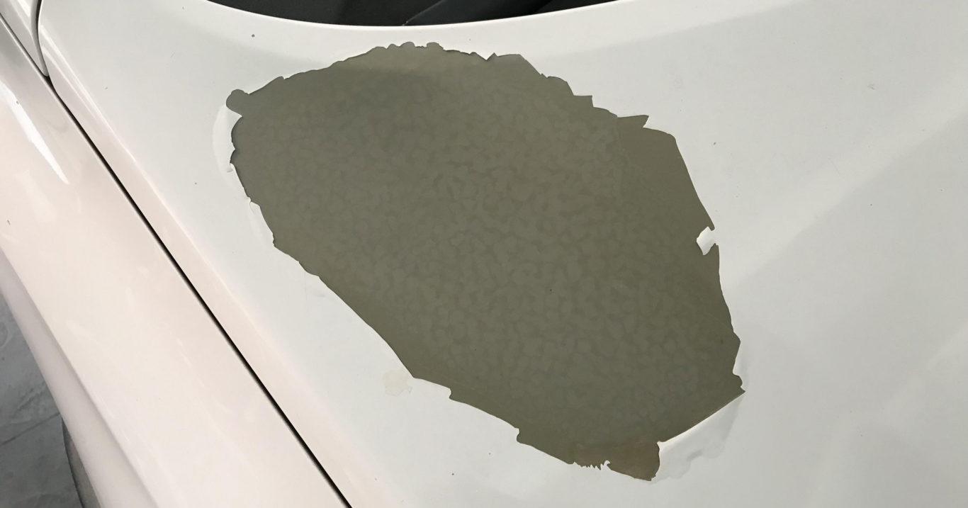 What Makes Auto Paint Peel?