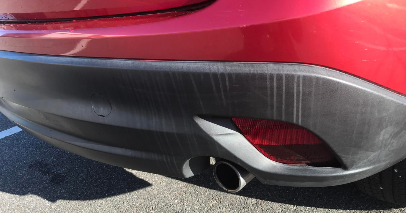 Why Is My Car's Plastic Faded?