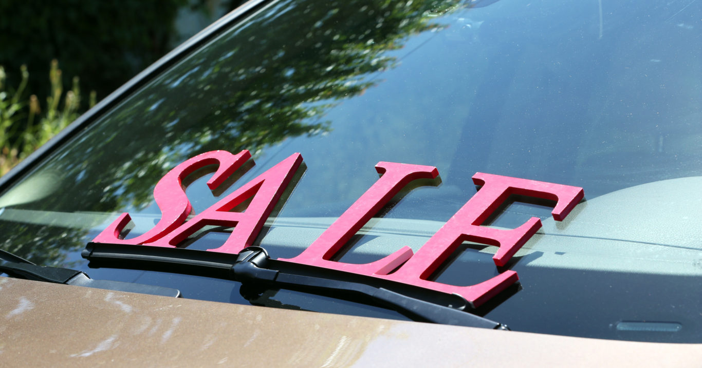 Sell Your Car The Easy Way