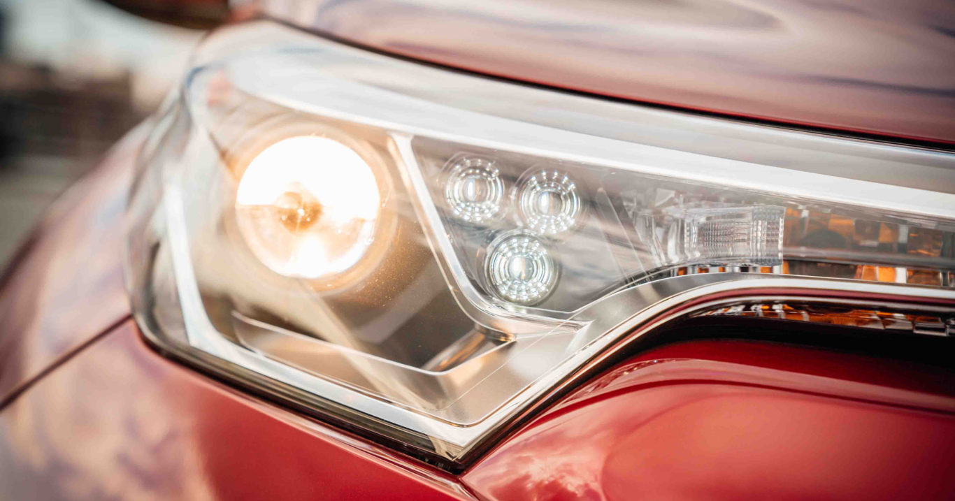 Clarifying Headlight Restoration