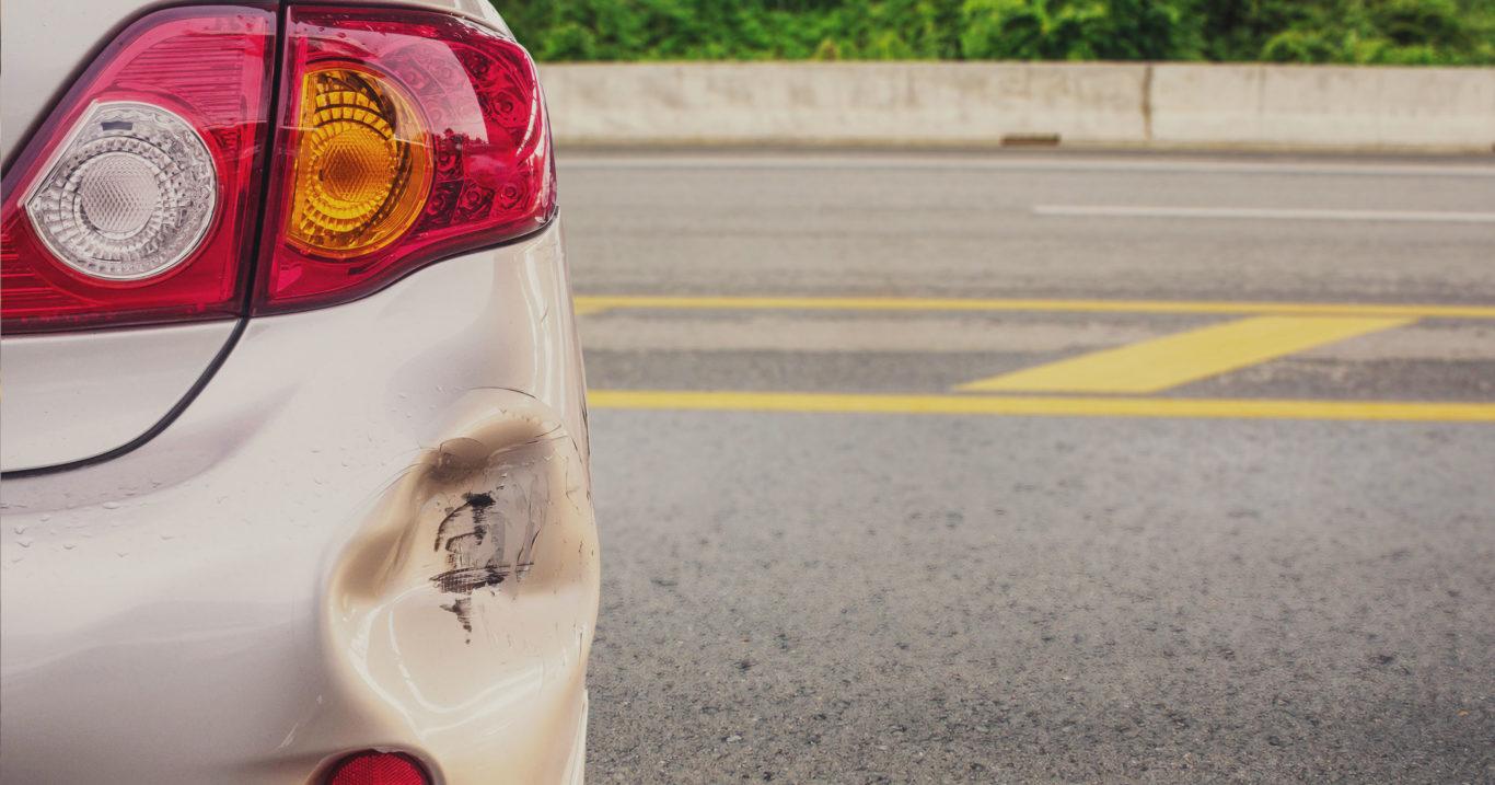 How We Repair Damaged Bumpers
