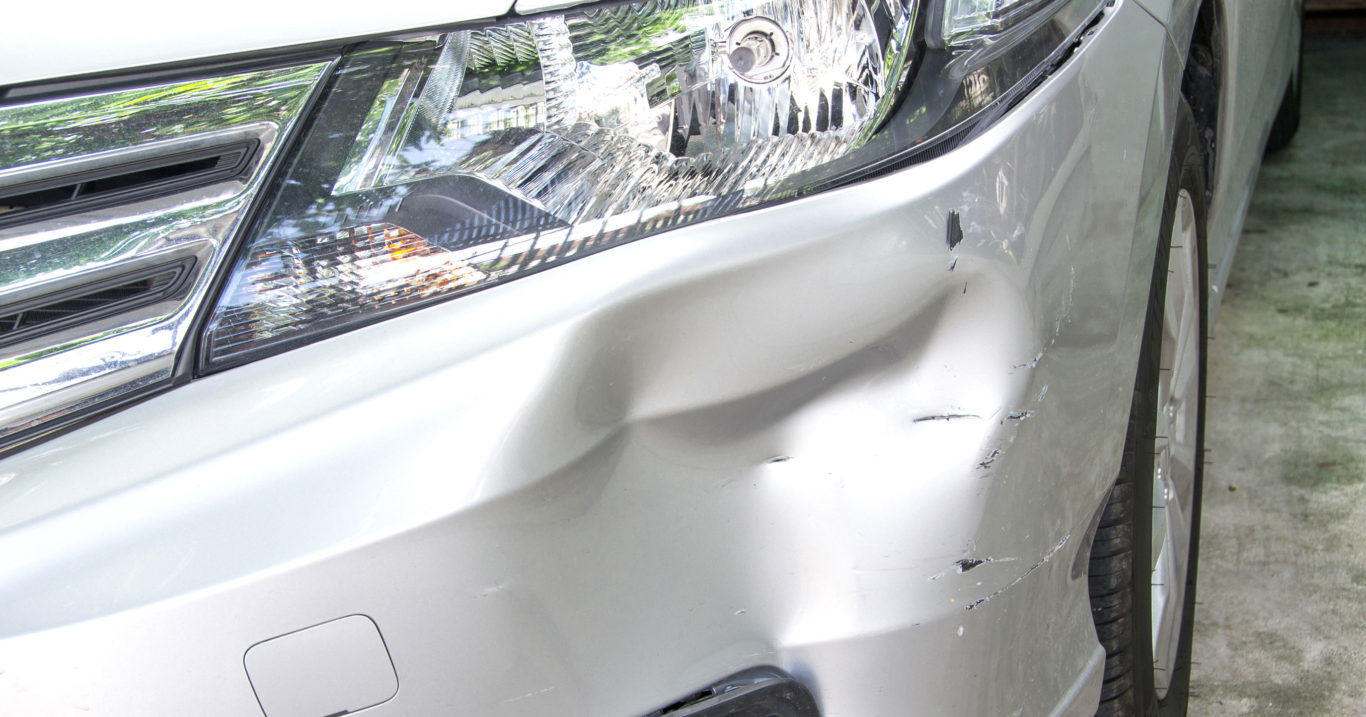 Damaged Bumper… Repair Or Replace?