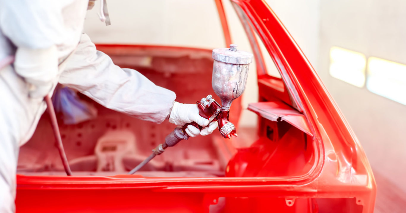 Explained: Car Painting Terminology