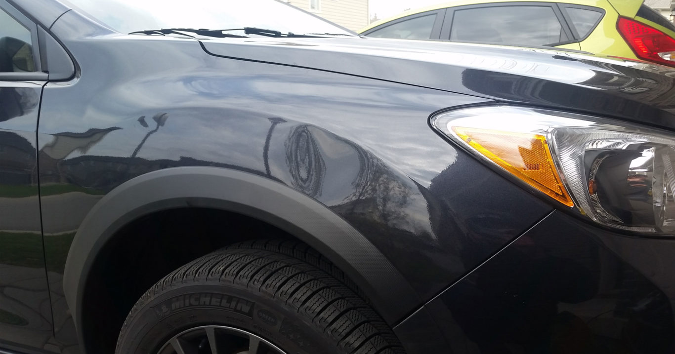 How Long Does Dent Repair Take?