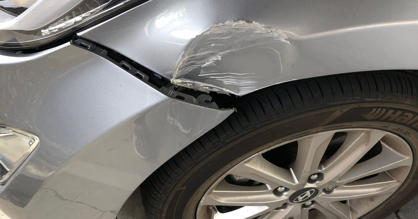 Choosing Your Collision Centre